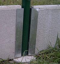 Betonové podhrabové desky